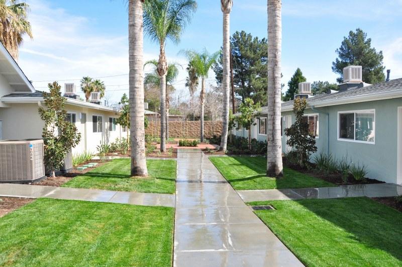 The Magnolia 9th Senior Apartments Exterior View6